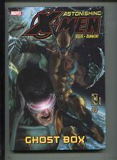 Astonishing X-Men: Ghost Box - What's In The Box? - (Vf) 2009 Hc