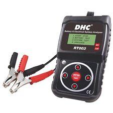 Nuevo Gys Digital Probador de baterías RT 003 Dhc inicio-parada Dhc