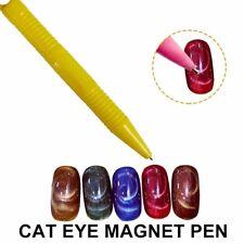Magnet Pen Nail Polish Art Magic Cat's Eye Gel Pen Manicure Tool 3D Magnetic DIY