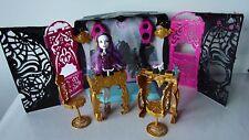 Monster High Discothèque Party Lounge + poupée Spectra + accessoires  -N°1