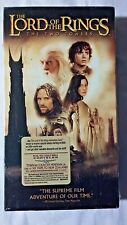 The Lord of the Rings: The Two Towers (VHS, 2003) brand new