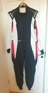 Men's Sparco Competition Plus Race Suit - Year of Manufacture 2019 - Never Worn