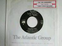 """Phil Collins 45 Do You Remember/ Rain Down Atlantic Jukebox 7"""" Vinyl 87955"""