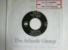"Phil Collins 45 Do You Remember/ Rain Down Atlantic Jukebox 7"" vinyl promo 87955"