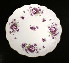Beautiful Aynsley Violette Cake Plate
