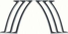 1969 CAMARO OUTER QUARTER PANEL LOUVERS OER #K280