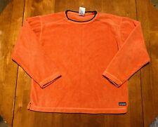 Patagonia Fleece Sweat Shirt Boy's Size Large