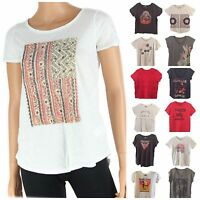 $40 SALE Lucky Brand Women's Screen Tees T-shirt XS S M L XL