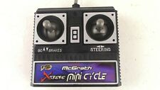 Tyco RC Xtreme Mini Cycle. McGrath Remote 27MHz Replacement Remote.