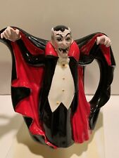 Fitz & Floyd Dracula Pitcher Rare / Vintage From 1987 - New Condition