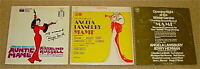 AUNTIE MAME (signed by Roger Smith) & MAME + Opening night interviews (promo) LP