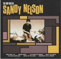 SANDY NELSON the very best of (CD, album, compilation, 24 tracks) greatest hits