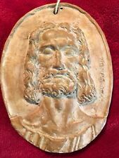LOUIS-MARCEL BOTINELLY FAMOUS FRENCH ARTIST SCULPTURE OF CHRIST JESUS 1945