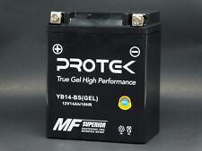 YB14-B2 YB14-A2 12V GEL Battery For Arctic Cat 700 650H1 TBX650 MUDPRO 400 366