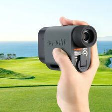 600m Golf Laser Rangefinder Entfernungsmesser Jagd Distanzmesser 6X Geräte NEU