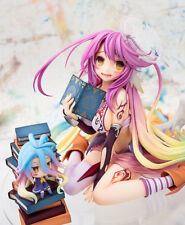 Anime NO GAME NO LIFE Jibril 1/7 Scale Action Figure Figurine Toy Doll Party Go