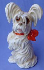 Art Deco Skye Silky Terrier Briard Perfume Lamp Bosse Dog Goebel Germany