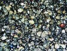 Sapphire blue starring rough Madagascar small pieces 120 carat lots