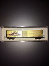 N scale Atlas 50 Year Anniv. Ed. AFC 60' Auto Parts Car - Exceptional Condition