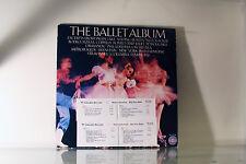 THE BALLET ALBUM - CLASSICAL VARIOUS - PROMO DOUBLE COLUMBIA VINYL LP ALBUM