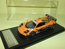 McLAREN F1 GTR N°53 LE MANS 1996 HPI RACING 1:43 Arrivée 34ème Abd