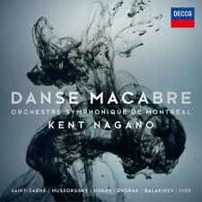 Kent Nagano - Danse Macabre - CD (2016) - Brand NEW and SEALED