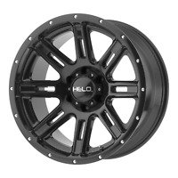 "6x139.7 Wheel 20"" Inch Rim HELO HE900 20x10 -24mm Gloss Black"