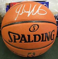 Hassan Whiteside Signed Spalding Basketball - Open box IN EXCELLENT CONDITION
