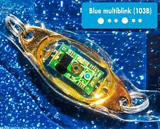 Esca Saltwater Fishing Lures (Blue Multi-blink) Model MS103B