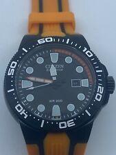 "Citizen Men's ""Scuba Fin"" Stainless Steel Eco-Drive Dive Watch BN0097-11E"