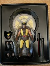 New listing Mezco One 12 Marvel X-Men Wolverine Action Figure Brown And Yellow