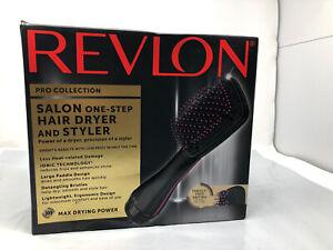 Revlon Pro Collection Salon One-Step Hair Dryer and Styler RVDR5212 Open Box