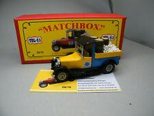 Matchbox MoY Code 2 YGL-41 Talbot Umbau Pritsche + Ladung rote Box 1 von 6