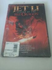 Jet Li Legend of the Red Dragon (DVD, 2002)