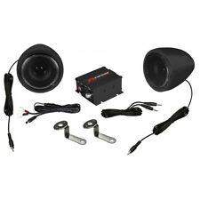 RENEGADE RXA100 B Soundsystem Motorräder/Roller Verstärker + Lautsprecher RXA100