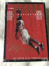 .Michael Jordan1996 upper deck Collection set sealed