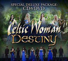 Destiny [CD/DVD Deluxe]  By  Celtic Woman  (Format: Audio CD)