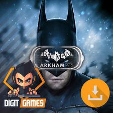 Batman Arkham VR - Steam Key / PC Game - VR Required [NO CD/DVD]