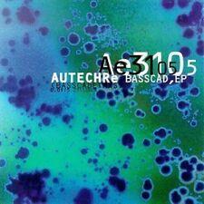 AUTECHRE - Basscadet [EP] (Original CD Issue, 1994, Wax Trax!/TVT/Warp)