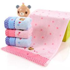 Bär Baby Kinder Baumwolle Gesicht Handtücher Gästetuch Handtuch Towel 50x25cm