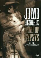 Jimi Hendrix DVD Live At Fillmore East Brand New Sealed