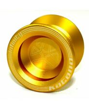 Infinity Metal Katana Bearing Gold Trick Yoyo Aluminium Alloy Yo-yo with String