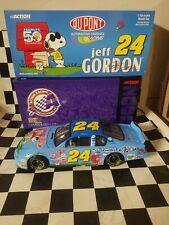 NASCAR 1:18 Jeff Gordon #24 DuPont Peanuts 2000 Action RARE!!