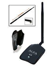 Alfa AWUS036NHA - Wireless B/G/N USB Adaptor - 150Mbps - 2.4 GHz - 5dBi Antenna