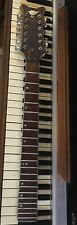 Nifty 12 string Import Electric Guitar Neck, with tuners and Rickenbacker nut!
