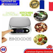 Electronique Balance de Cuisine précision Balance Numérique LCD écran 10kg/1g