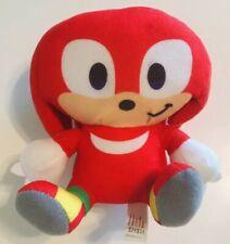Happy Knuckles Emoji Plush Sonic The Hedgehog Boom Red Stuffed Toy 2019