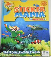 G.Stilton-ALBUM FIGURINE Sticker Mania DESPAR Viaggio alla scoperta dei mari-03N