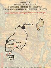 HIJSTEXCK-HIJSTEXCK-HEIJSTECK - Piet Heistek (STAMBOOMONDERZOEK)