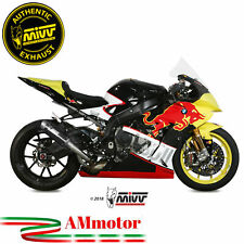 Exhaust Motorcycle Mivv Bmw S 1000 RR 2018 18 Muffler Silencer Gp Pro Carbon